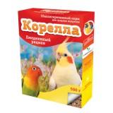 KARAVELLA Karavella КОРЕЛЛА  500 г корм для средних попугаев