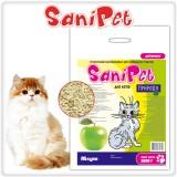 Природа Наполнитель SANI PET для котов  2,5кг ЯБЛОКО