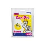 Природа Наполнитель древесный SANI PET для кошек ЛИМОН (5 кг)