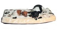 "Лежак для собак ""Gino""  (120х75 см) бежевый"