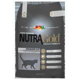 Сухой корм для кошек - Nutra  Gold Cat Breeder 1 кг
