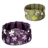 Comfy Лежак VANESSA LIGHT (45х45х13 см) фиолетовый