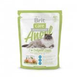 Cat Angel  (400 г) сухой корм с курицей и рисом для пожилых кошек всех пород
