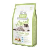 Cat Angel (2 кг) сухой корм с курицей и рисом для пожилых кошек всех пород