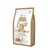 Сухой корм для привередливых кошек Cocco I am Gourmand (2 кг)