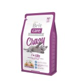 Brit Care Cat 2 kg Crazy I am Kitten (д/котят 1 - 12 мес.)