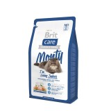 Brit Care Cat 2 kg Monty I am Living Indoor (д/кошек живущих в помещении)