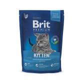 Brit Premium Cat Kitten (800 г) сухой корм с курицей для котят всех пород