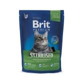 Cat Sterilised (300 г) сухой корм с курицей для стерилизованных кошек и кастрированных котов всех пород