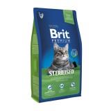 Cat Sterilised (8 kг) сухой корм с курицей для стерилизованных кошек и кастрированных котов всех пород