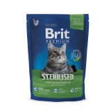 Cat Sterilised (800 г) сухой корм с курицей для стерилизованных кошек и кастрированных котов всех пород