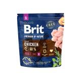 Brit Premium Adult S (1 кг) cухой корм для взрослых собак маленьких пород