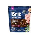 Brit Premium Junior S (1 кг) cухой корм для щенков и юниоров маленьких пород