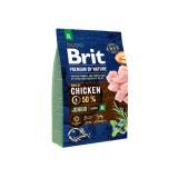 Brit Premium Junior XL (3 кг) cухой корм для щенков и юниоров гигантских пород