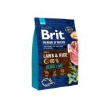 Brit Premium Sensitive Lamb & Rice (3 кг) cухой корм для собак с чувствительным пищеварением