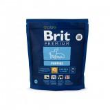 Сухой корм для собак - Brit Premium Puppies 1 kg