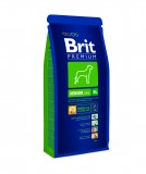 Сухой корм для собак - Brit Premium Senior XL 3 kg