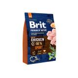 Brit Premium Sport (3 кг) cухой корм для собак с повышенными физическими нагрузками