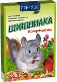 "Природа Корм ""Шиншилка Колор+энзим""  0,5 кг"