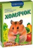 """Природа Корм """"Хомячок""""  0,5 кг"""