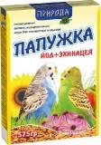 """Природа Корм """"Папужка Йод+Эхинацея""""  575г"""