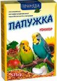 """Природа Корм """"Папужка юниор""""  575г"""