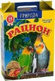 "Природа Корм ""Рацион для  средних попугаев""  1,5кг"