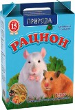 """Корм """"Рацион для мелких грызунов""""  1,5кг"""