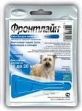 Merial Frontline (Фронтлайн) Spot On Dog  10-20 кг