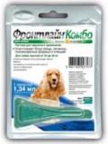 Merial Frontline (Фронтлайн) Combo Spot On Dog  10-20 кг