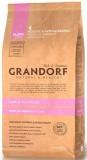 Grandorf Puppy - ягненок с рисом для щенков,1кг