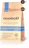 Grandorf White fish & Potato ADULT SENSITIVE - белая рыба для взрослых кошек, 0,4 кг