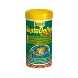 Fauna ReptoDelica Креветки 250ml деликатес для черепах