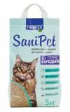 Природа Наполнитель бентонитовый SANI PET для кошек средний (5 кг)