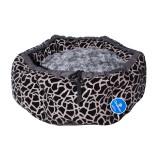 Compliment Лежак для собак РЕЛАКС (размер: 55х55х26 см) серый