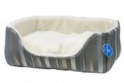 Compliment Лежак-диван для собак ЕЛЬДОРАДО (размер: 54х45х21 см) серый