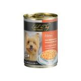 Edel Dog влажный корм для собак ПТИЦА И МОРКОВЬ (0,4 кг) консерва