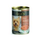 Edel Dog Dog влажный корм для собак ИНДЕЙКА И ПЕЧЕНЬ (0,4 кг) консерва