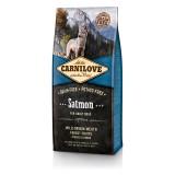 Carnilove Сухой корм для взрослых собак всех пород Adult Salmon (12 кг) с мясом лосося