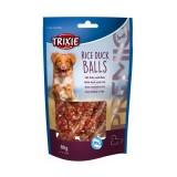 Trixie Лакомство для собак PREMIO Rice Duck Balls шарики с уткой и рисом (80 г)