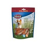 Trixie Лакомство для собак PREMIO Chicken Bites XXL Pack косточки с курицей (300 г)