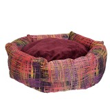 Compliment Лежак для кошек ТРИКС (размер 45х45х16 см) разноцветный