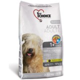 1st Choice Сухой корм для взрослых собак гипоаллергенный Hypoallergenic Adult с уткой и картошкой (0,35 кг)