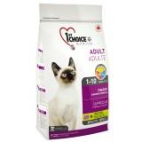 1st Choice Сухой корм для взрослых кошек привередливых и активных Finicky Adult Chickenс  с курицей (5,44 кг)
