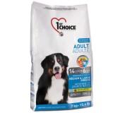 1st Choice Сухой корм для взрослых собак средних и крупных пород с курицей (15 кг)