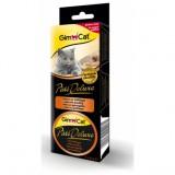 Gimpet Влажный корм для кошек GimCat Pate Deluxe паштет с кусочками печени (3 х 21 г)