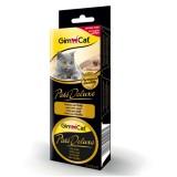 Gimpet Влажный корм для кошек GimCat Pate Deluxe паштет с телятиной (3 х 21 г)