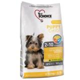1st Choice Сухой корм для щенков мини и малых пород собак Toy & Small Puppy Chicken с курицей (7 кг)