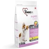 1st Choice Сухой корм для щенков мини и малых пород собак Pupy с ягненком и рыбой (2,72 кг)