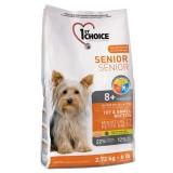 1st Choice Сухой корм для пожилых или малоактивных собак мини и малых пород Senior (2,72 кг)